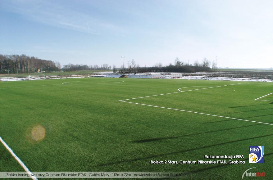 boisko piłkarskie CP Ptak