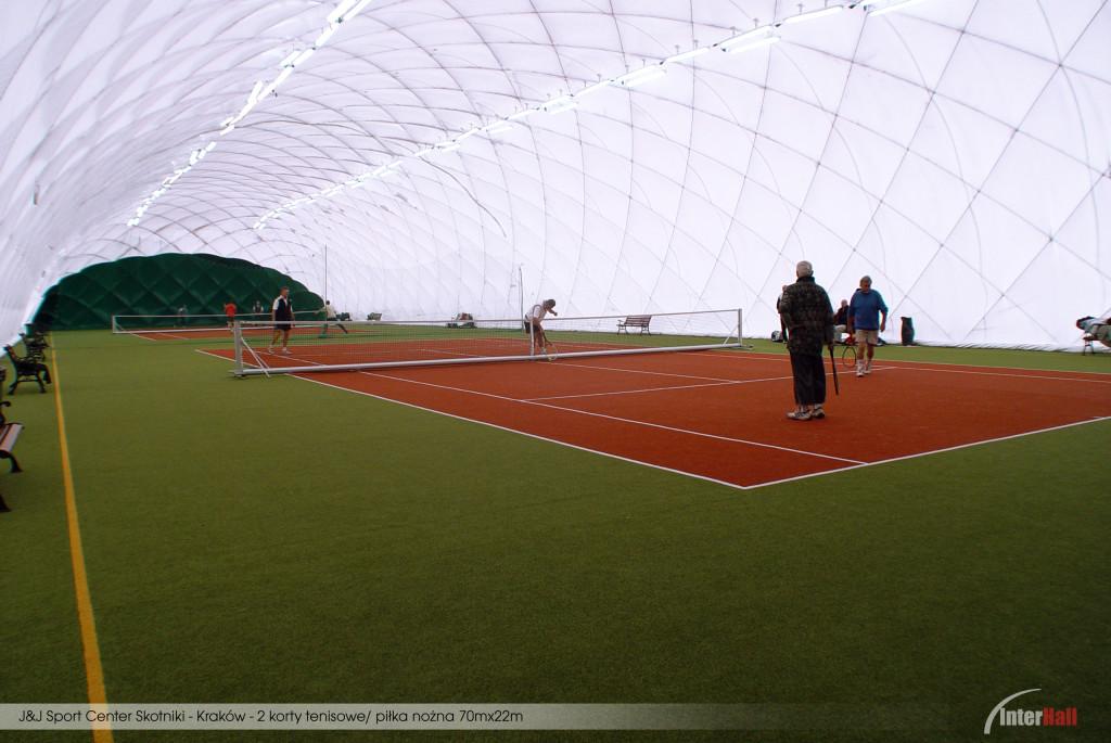 hala tenisowa interhall