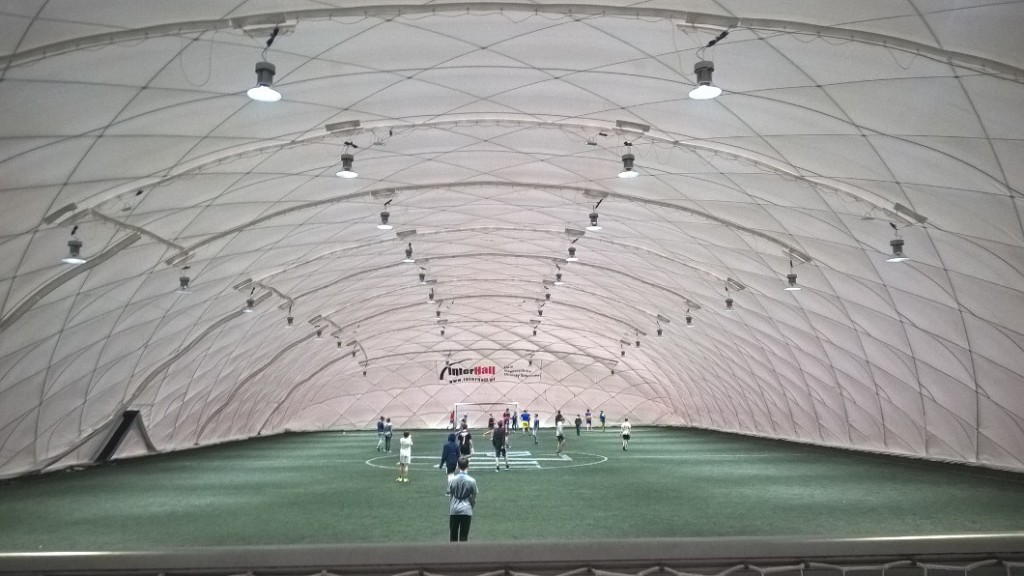 Hala piłkarska Gdynia
