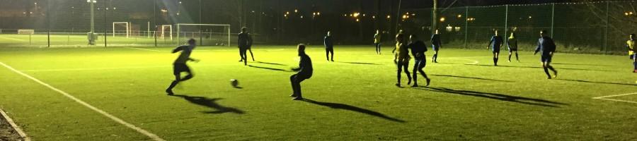Boisko Treningowe Escola Varsovia
