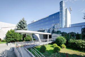 Budujemy dla AWF w Krakowie !!!