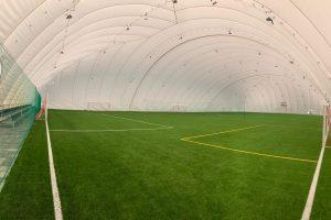 Budowa kompleksu sportowego w Książenicach zakończona !!