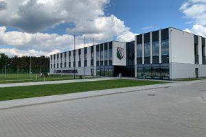 Z wizytą w nowym ośrodku Legii Warszawa