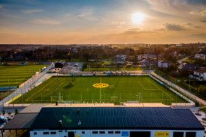 Kompleks sportowy dla Fundacji Akademia Łukasza Piszczka wybudowany !